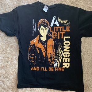 Nick Jonas T Shirt